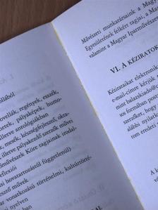 B. Zsoffay Klára - Hótükrök, szavak [antikvár]