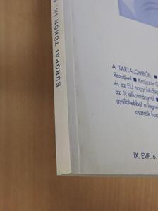 Czuriga Eszter - Európai Tükör 2004. szeptember [antikvár]