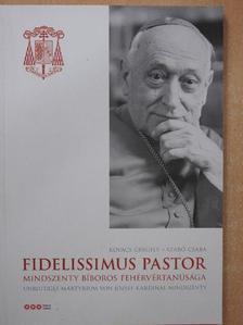 Kovács Gergely - Fidelissimus pastor [antikvár]
