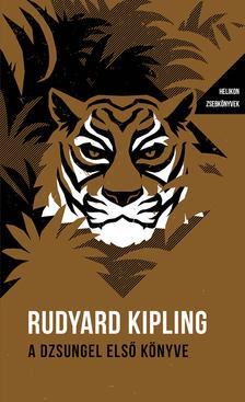 Kipling - A dzsungel első könyve - Helikon Zsebkönyvek 101.