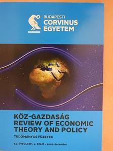 Berend T. Iván - Köz-gazdaság 2020. december [antikvár]