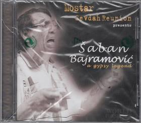 SABAN BAJRAMOVIC A GYPSY LEGEND CD