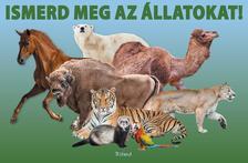 Lengyel Orsolya - Ismerd meg az állatokat! (leporelló)