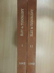 Ábrahám Zoltán - Élet és Tudomány 1982. január-december I-II. [antikvár]