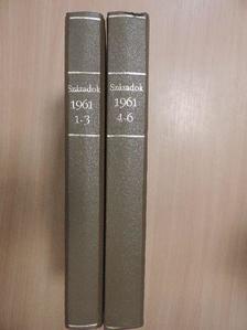 A. I. Puskás - Századok 1961/1-6. I-II. [antikvár]