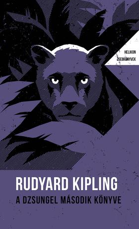 Kipling - A dzsungel második könyve - Helikon Zsebkönyvek 102.
