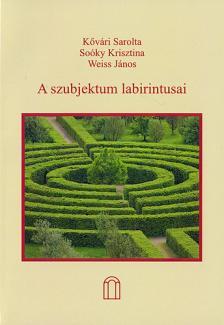 Kővári Sarolta (szerk.) - A szubjektum labirintusai