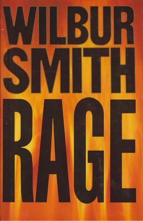 WILBUR SMITH - Rage [antikvár]