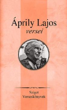 Áprily Lajos - Áprily Lajos versei