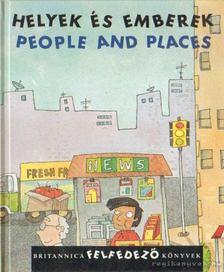 Helyek és emberek - People and places [antikvár]