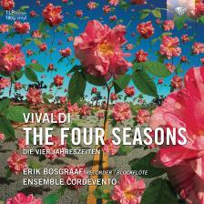 Vivaldi - THE FOUR SEASONS LP ERIK BOSGRAAF