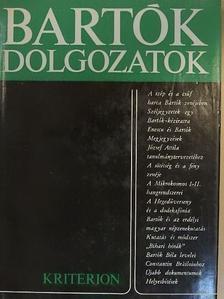 Almási István - Bartók-dolgozatok [antikvár]
