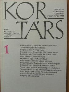 Almási Miklós - Kortárs 1989. január [antikvár]
