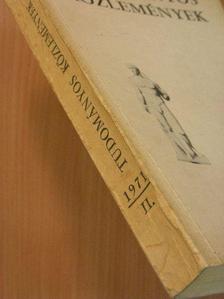 Barabás Anikó - Tudományos Közlemények 1971/II. [antikvár]