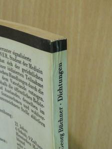 Georg Büchner - Dichtungen [antikvár]