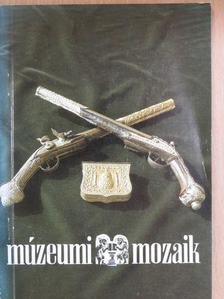 Bagyinszky Istvánné - Múzeumi Mozaik 1986 [antikvár]