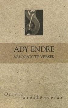 Ady Endre - Válogatott versek (Ady Endre) [eKönyv: epub, mobi]