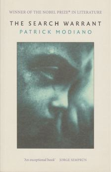 Patrick Modiano - The Search Warrant [antikvár]