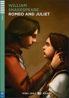 William Shakespeare - Romeo and Juliet + CD