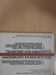 Abraham Moles - Hagyomány és kreativitás 1-3. [antikvár]