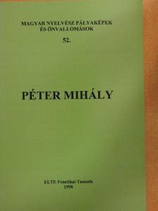 Péter Mihály - Péter Mihály [antikvár]