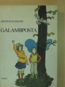 Arthur Ransome - Galambposta [antikvár]