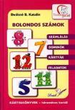 BOLONDOS SZÁMOK - KÁRTYAKÖNYVEK -
