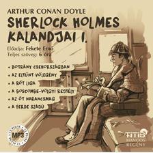 Arthur Conan Doyle - SHERLOCK HOLMES KALANDJAI I. - HANGOSKÖNYV