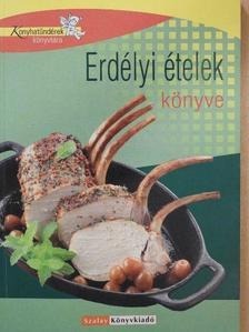 Pelle Józsefné - Erdélyi ételek könyve [antikvár]