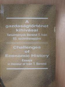 Alice Teichova - A gazdaságtörténet kihívásai [antikvár]