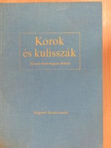 Bereményi Géza - Korok és kulisszák [antikvár]