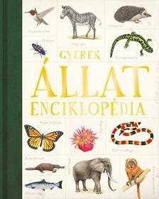 Camilla Hallinan és Jon Richards  (szerkesztők) - Gyerek-Állatenciklopédia