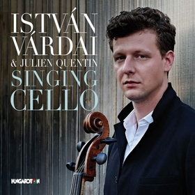 SINGING CELLO CD VÁRDAI ISTVÁN - FIX