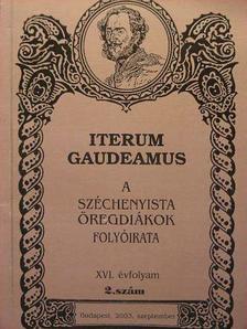 Dr. Duray Aladár - Iterum Gaudeamus 2003. szeptember [antikvár]