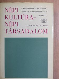 Domonkos Ottó - Népi kultúra - Népi társadalom IX. [antikvár]