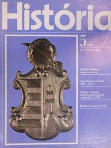 B. Gál Edit - História 1988/5. [antikvár]