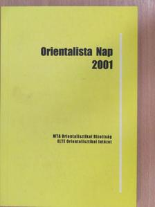 Agócs Tamás - Orientalista Nap 2001 [antikvár]