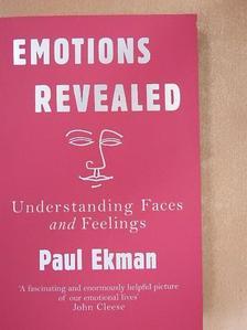 Paul Ekman - Emotions revealed [antikvár]