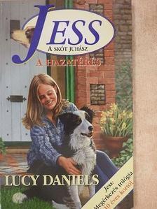 Lucy Daniels - A hazatérés [antikvár]