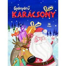Szalay Könyvkiadó - Gyönyörű karácsony - 24 mese