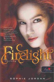 Sophie Jordan - Firelight - Tűzláng [antikvár]