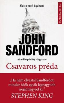John Sandford - Csavaros préda
