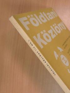 Barnabás Kálmán - Földtani Közlöny 1989/1-4. [antikvár]