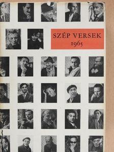 Áprily Lajos - Szép versek 1965 (aláírt példány) [antikvár]