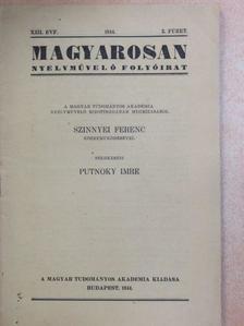 Biró Izabella - Magyarosan 1944/2. [antikvár]