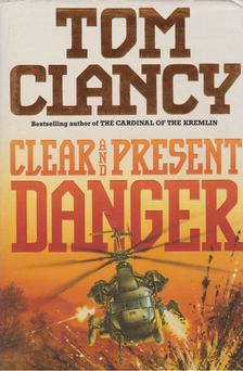 Tom Clancy - Clear and Present Danger [antikvár]