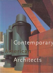 Philip Jodidio - Contemporary American Architects [antikvár]