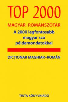 Farkas Jenő - Top 2000 MAGYAR-ROMÁN SZÓTÁR