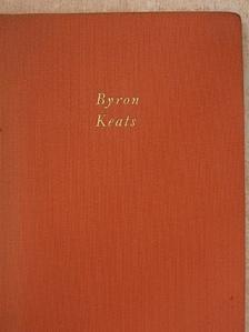 John Keats - Byron/Keats [antikvár]