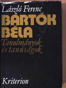László Ferenc - Bartók Béla [antikvár]